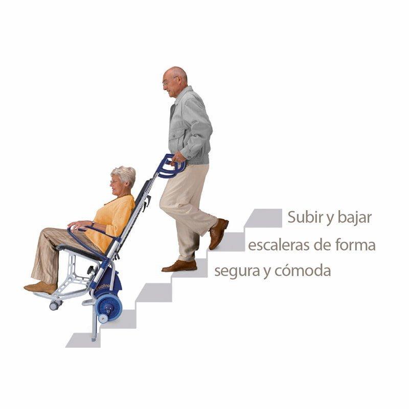 subeescaleras escalino