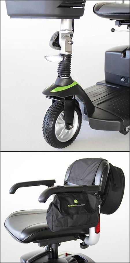 Scooter eclipse plus de 3 ruedas