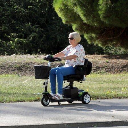 Scooter de 3 ruedas eclipse plus