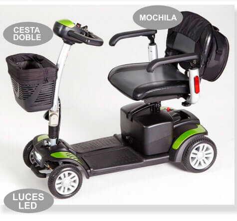 accesorios scooter eclipse