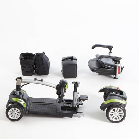 Scooter eclipse desmontable