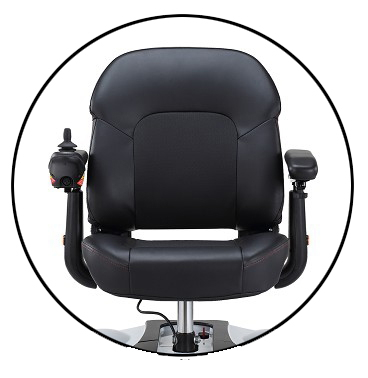 Asiento silla electrica R120