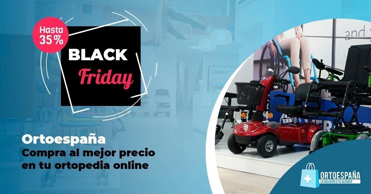 Black Friday Ortopedia