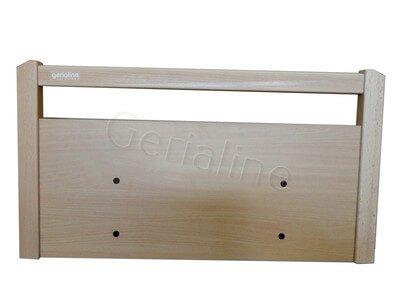 Panel de madera para cama articulada
