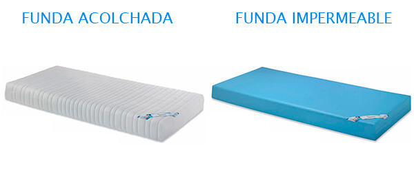 Fundas de colchón para camas geriatricas con carro elevador
