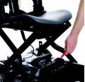 silla electrica aluminio