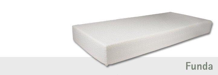 Funda colchón viscoelástico antiescaras