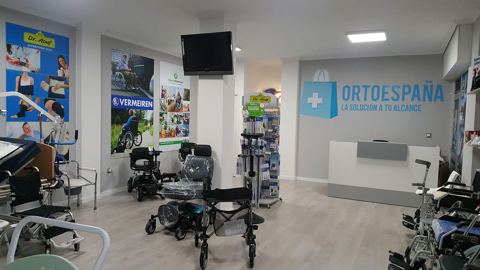 Tienda ortopedia en cordoba, ortoespaña