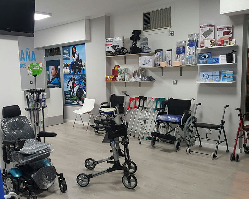 Tienda online ortopedia