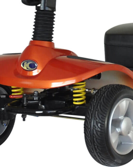 scooter-electrica-k-lite-suspension-ruedas