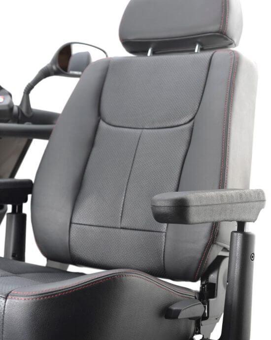 scooter-electrico-maxer-asiento-acolchado