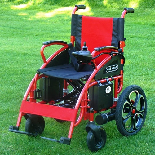 Silla electrica power chair sport libercar