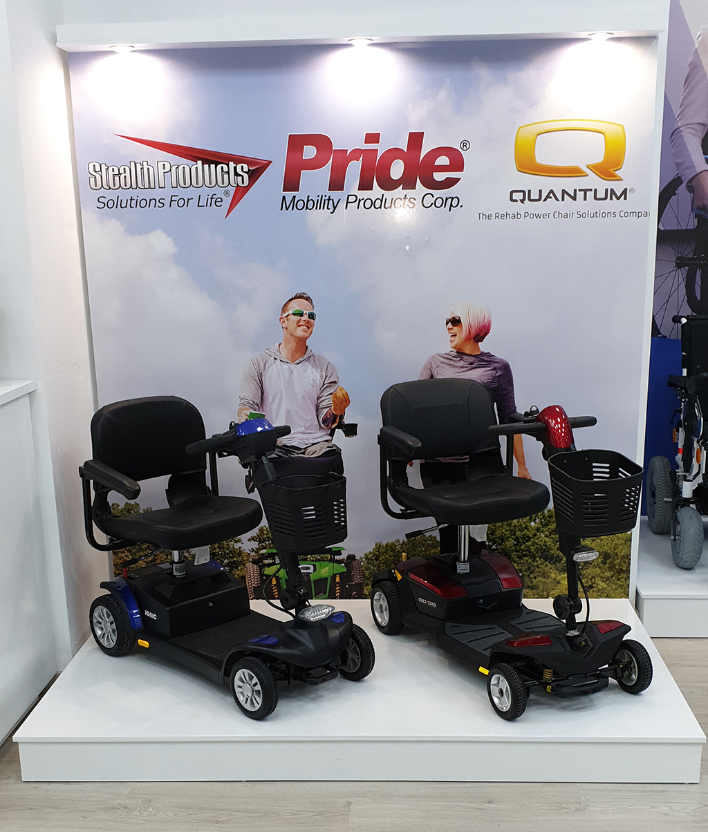 Scooter electrica en Cordoba