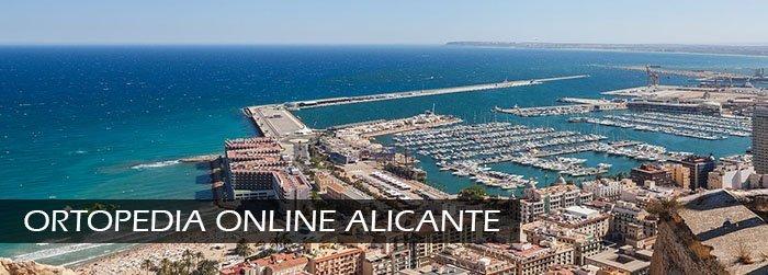 Ortopedia Online en Alicante