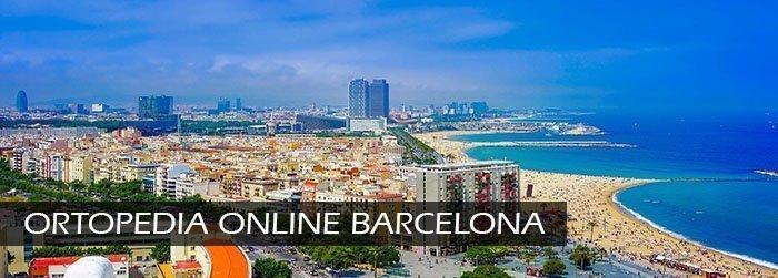 Ortopedia Online en Barcelona