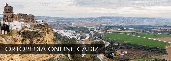 Ortopedia Online en Cádiz