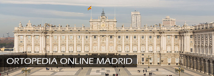Ortopedia Online en Madrid