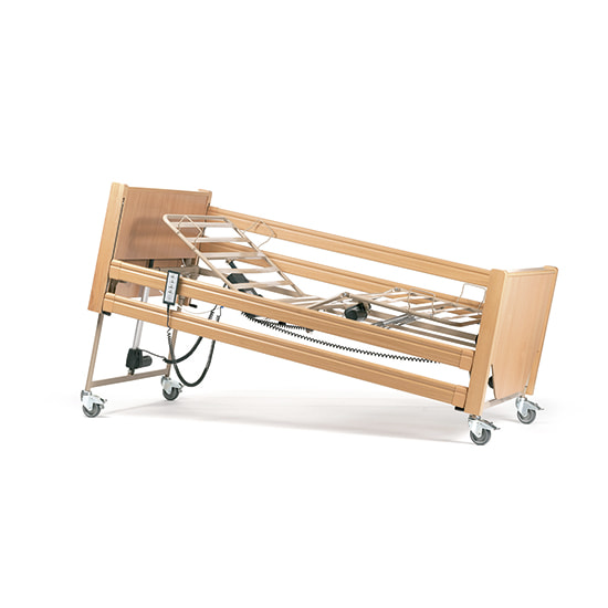 cama con elevación vertical motor linak