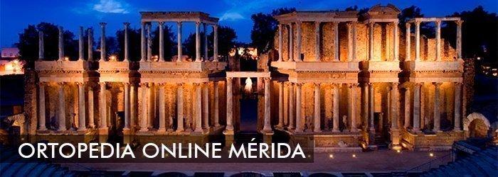 Ortopedia online Mérida