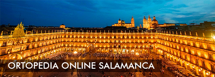 Ortopedia online Salamanca