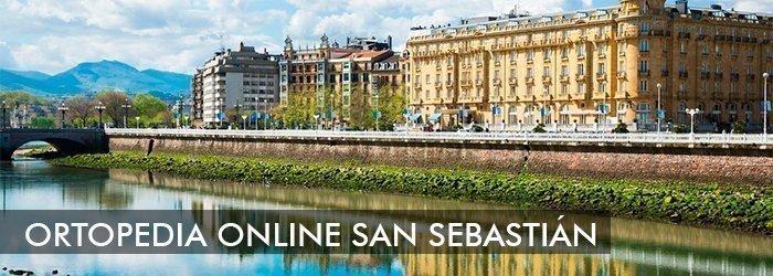 Ortopedia online San Sebastián