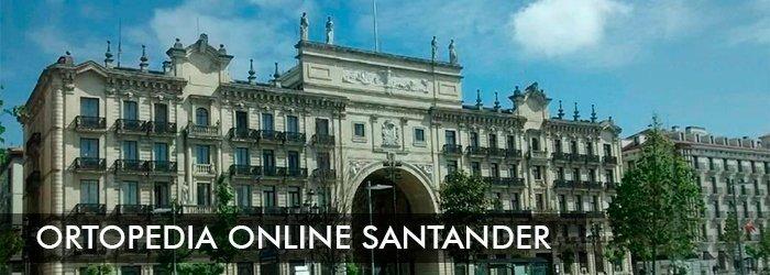Ortopedia online Santander