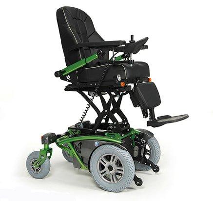 silla eléctrica con elevación vertical timix